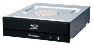 長期保管Blu-rayメディア 書込用/検査用光学ドライブ